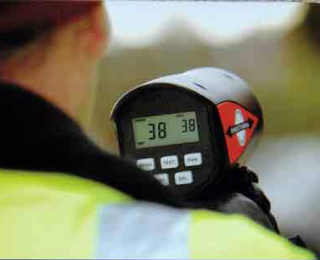Speed checks in Hook Heath